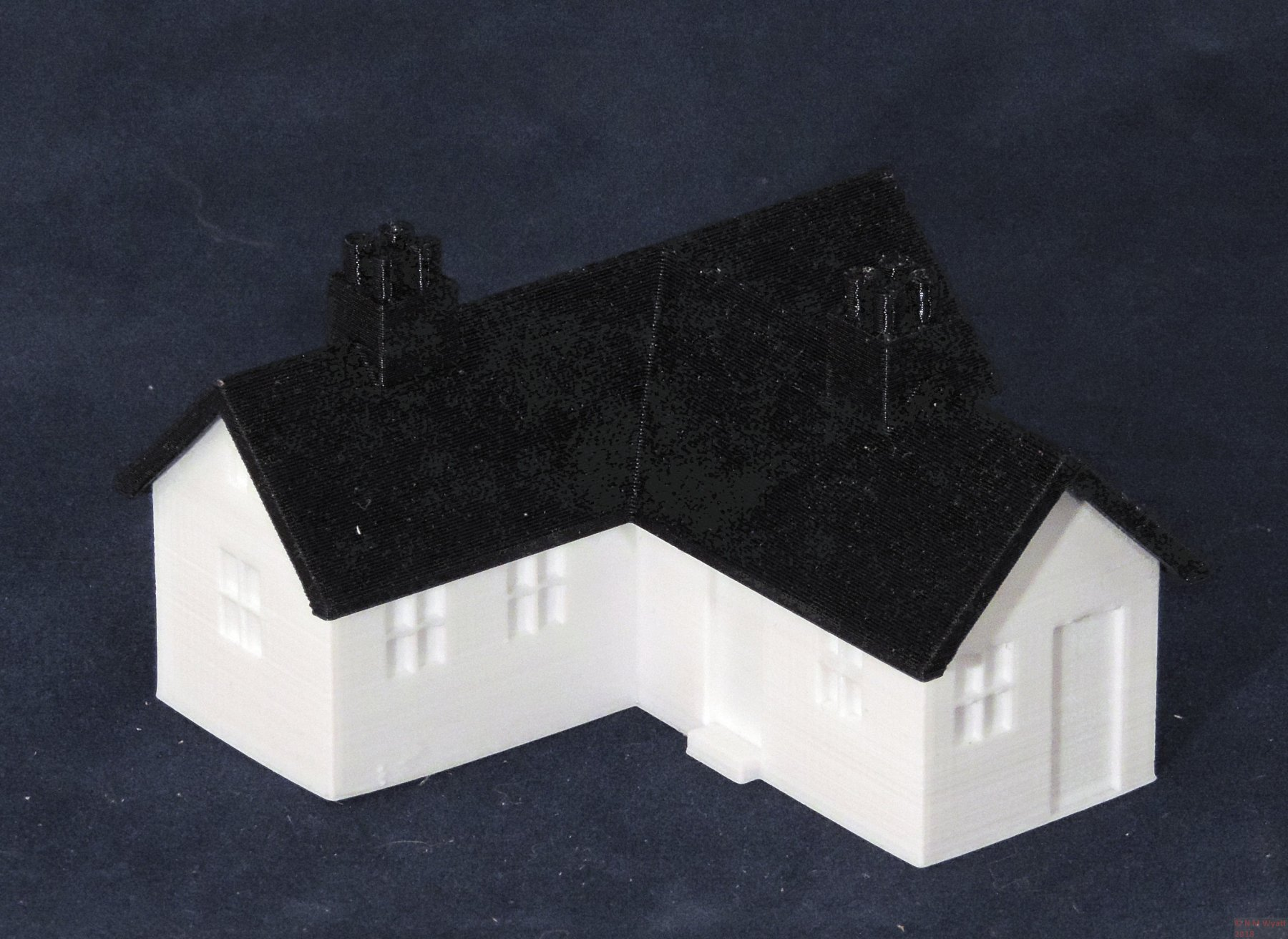3D Printed Cottage