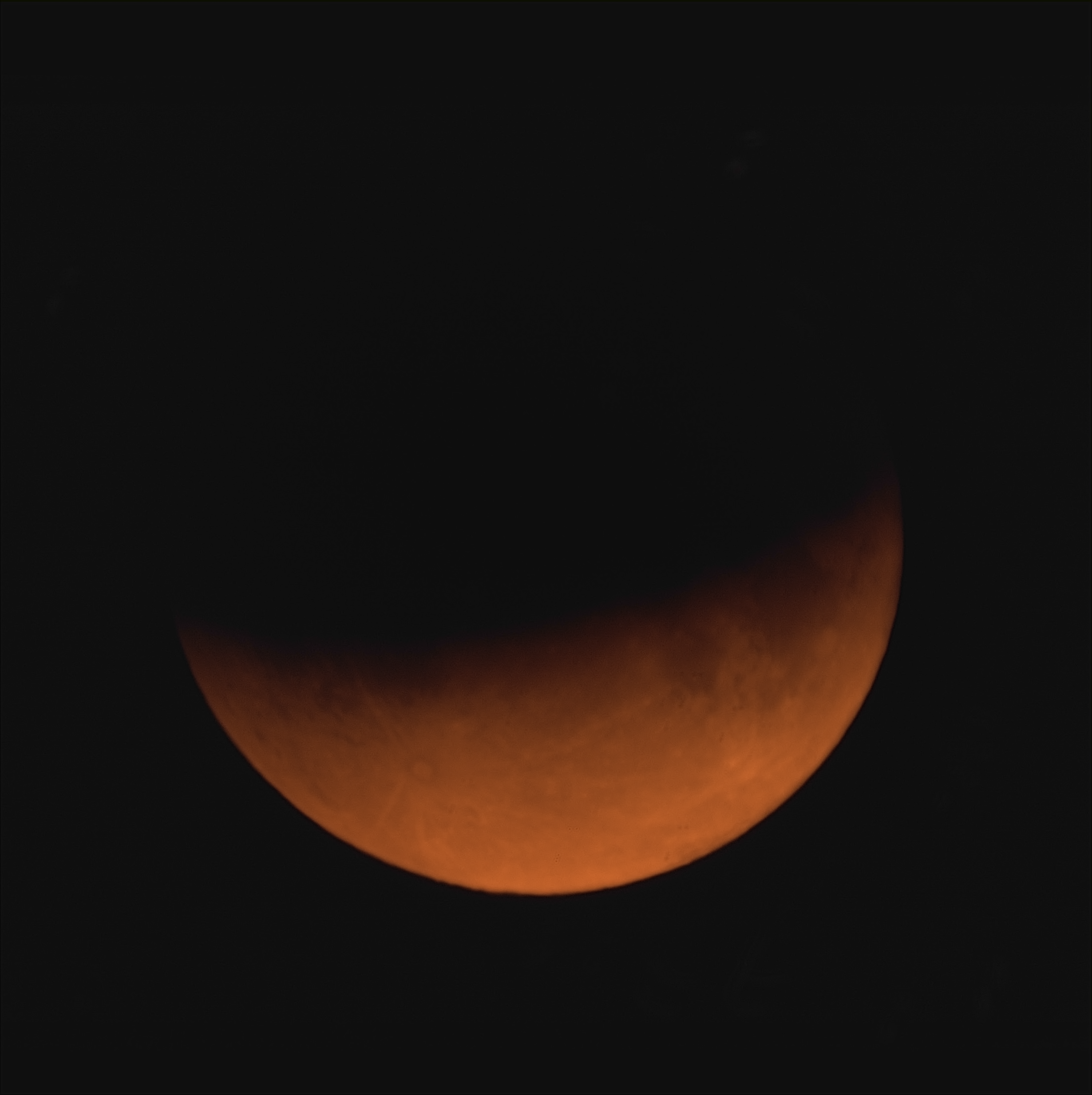 Partial Lunar Eclipse 16 July 2019