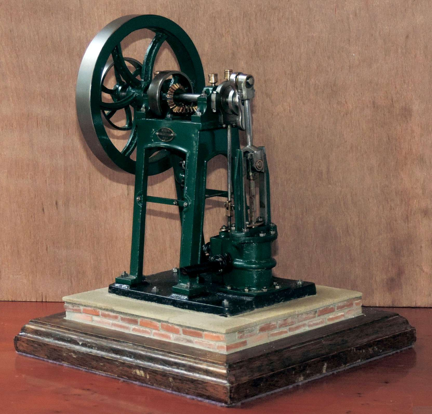 Norden Steam Engine