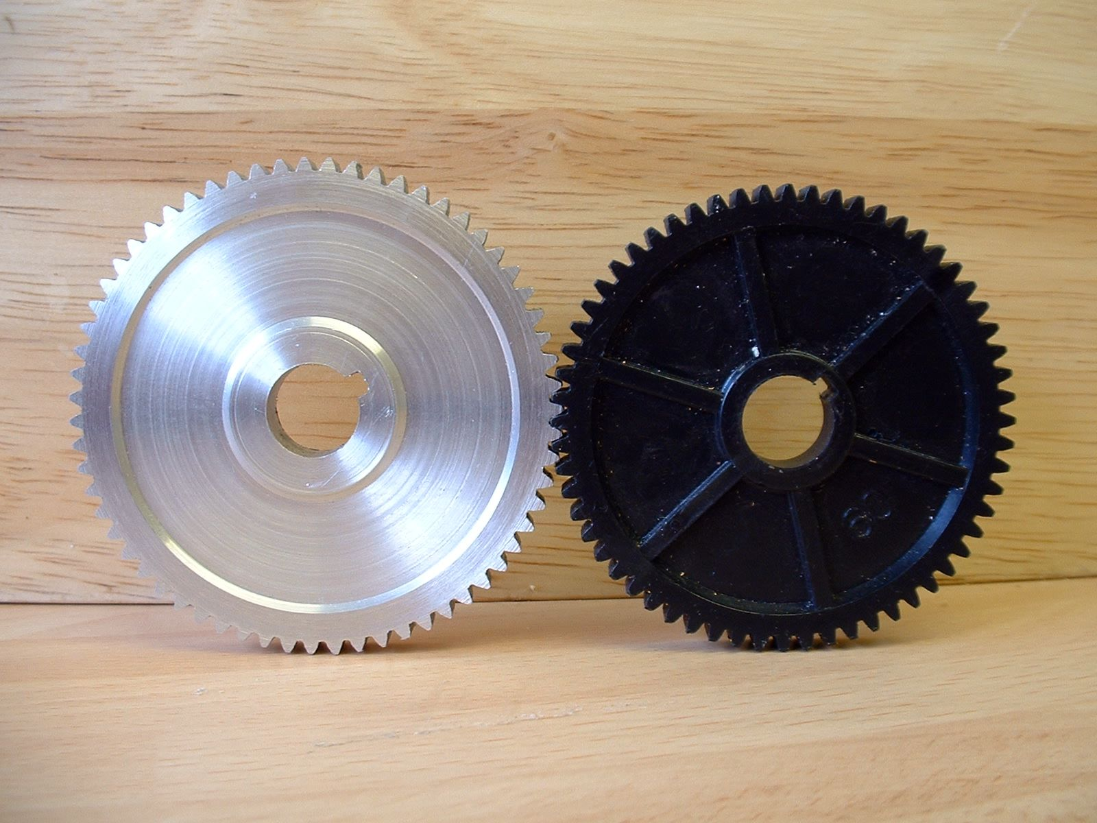 Photo 1 63 and 60 tooth gears