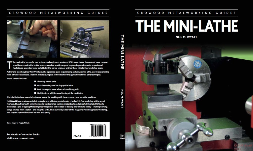 The Mini-Lathe by Neil Wyatt